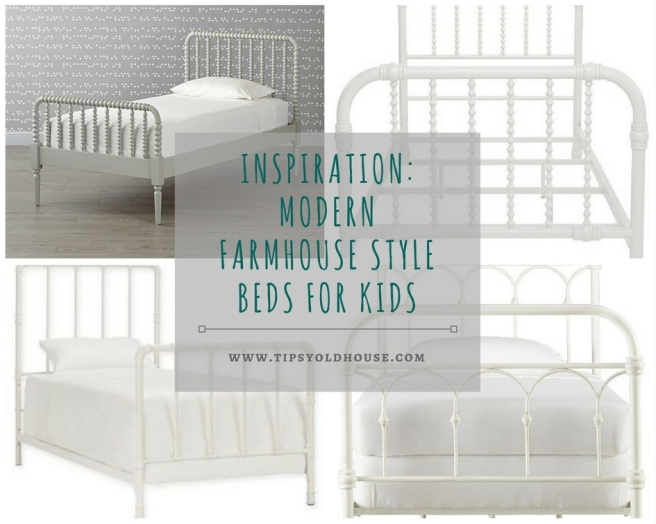 Modern Farmhouse style Beds For Kids