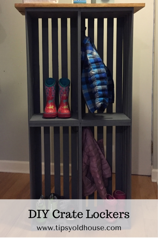 TipsyOldHouse_DIY Crate Lockers